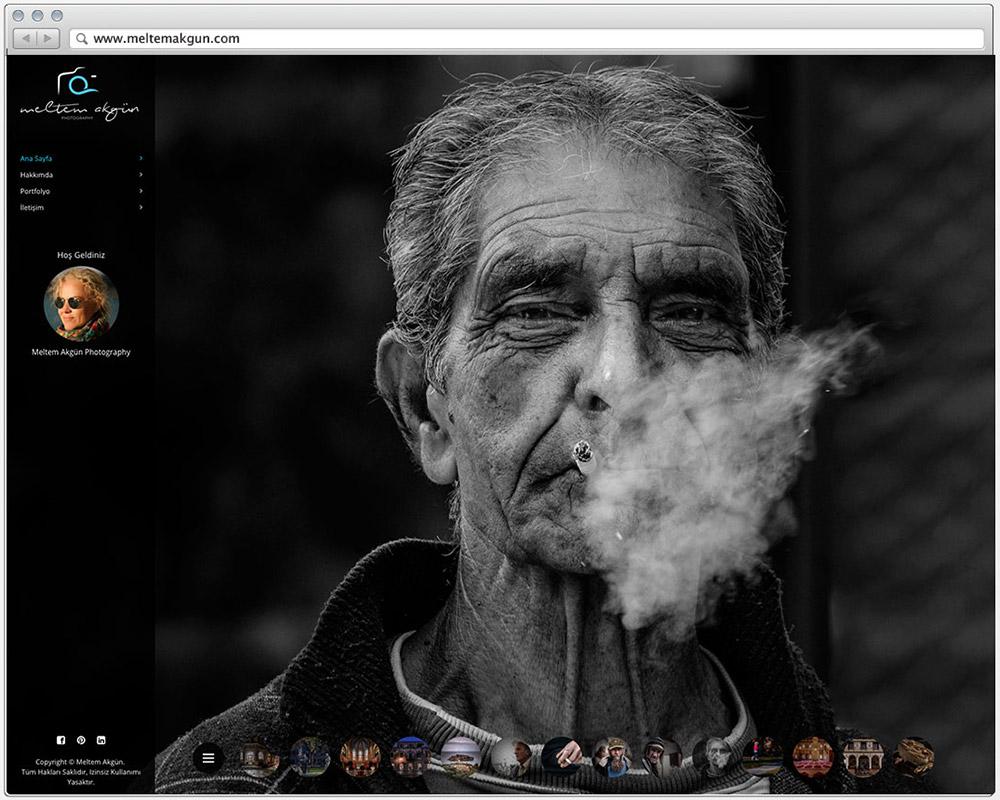 M.A Kişisel Web Sitesi