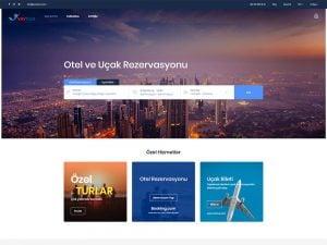 Vav Tour Web Sitesi