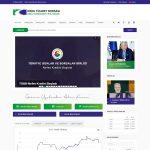 Ordu Ticaret Borsası Web Sitesi